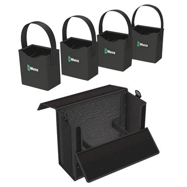 Wera 05004357001 2Go 2 XL Tool Container
