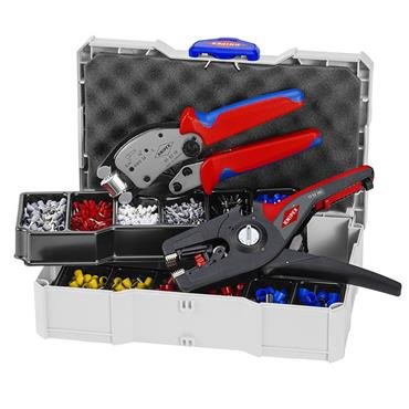 Knipex 979014 Crimp Assortment Kit