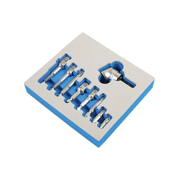 Laser 7267 9 Piece Drill Adaptor Set