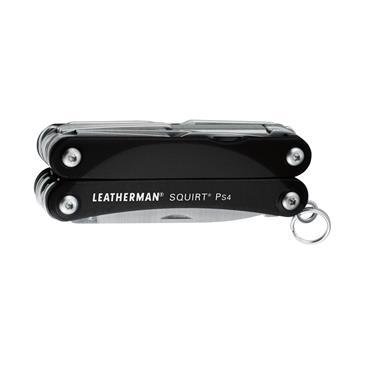 LEATHERMAN LT40/B  Black Squirt PS4 Multi-Tool