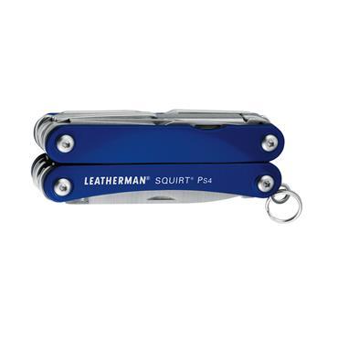 LEATHERMAN LT40/BL  Blue Squirt PS4 Multi-Tool