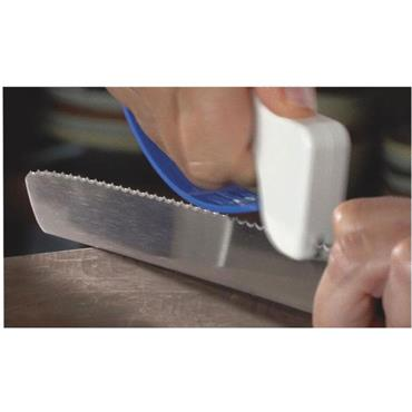 Accu Sharp Groove Diamond-Honed Carbide Blade Knife & Tool Sharpener