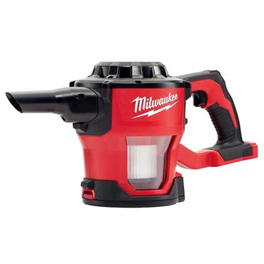 Milwaukee M18 CV-0 18 Volt Compact Hand Vacuum Cleaner Body Only