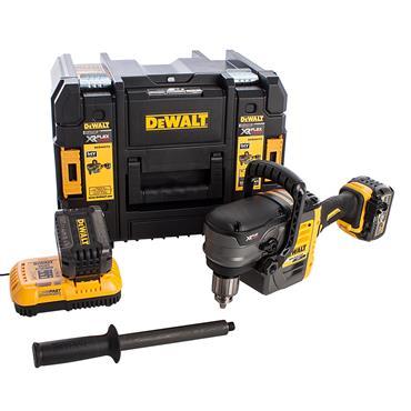 DeWALT DCD460T2 54 Volt XR Flexvolt Stud and Joist Drill Kit, 2 x 6.0Ah Batteries