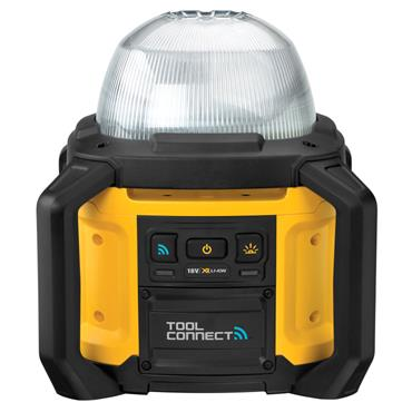 DeWALT DCL074 18 Volt LED XR Connect Area Light Body Only
