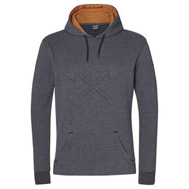 Stihl 04205200 Axe Hoodie - Grey