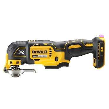 DeWALT DCS356N-XJ 18 Volt Brushless Oscillating Multi-Tool Body Only
