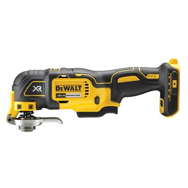 DeWALT DCS356P2-GB 18 Volt Brushless Oscillating Multi-Tool, 2 x 5.0Ah Batteries