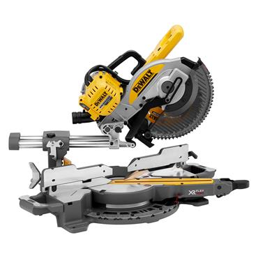 DeWALT DCS727N-XJ 54 Volt XR Flexvolt Cordless Mitre Saw Body Only