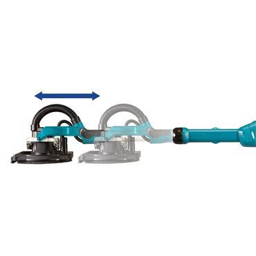 Makita MKDSL800ZU 18 Volt LXT Brushless Drywall Sander Body Only