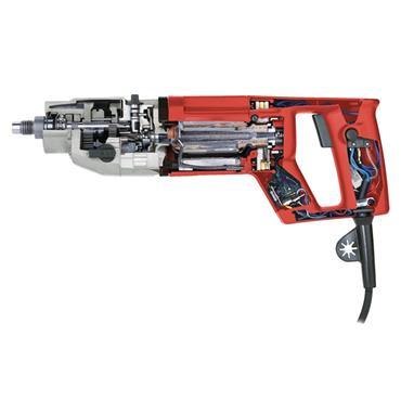 Milwaukee DD2-160XE 110 Volt 2 Speed Dry Diamond Drill