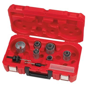Milwaukee 4932464720 14 Piece Bi-Metal Contractor Holesaw Set