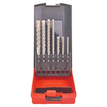 Milwaukee 4932451464 7 Piece SDS Plus MX4 Drill Bit Set
