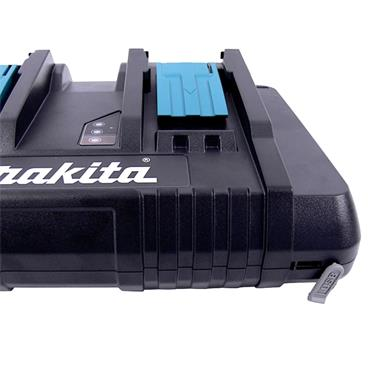 Makita DC18RD 14.4 - 18 Volt LXT Twin Port Rapid Battery Charger