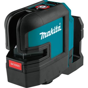 Makita SK105DZ CXT 12V Red Cross Line Laser