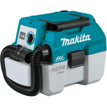 Makita DVC750LZ 18V LXT Brushless Vacuum Cleaner ( Wet & Dry)