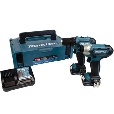 Makita CLX224AJ 12V CXT 2 Piece Kit