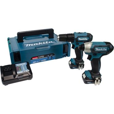 Makita CLX228AJ 12V CXT 2 Piece Kit