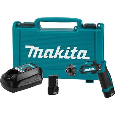 Makita DF012DSE 7.2V Pencil Drill Driver