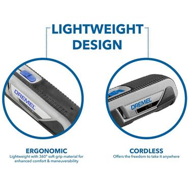Dremel 7760 Lite Lightweight Cordless Tool