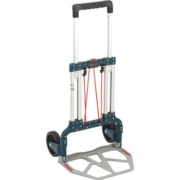 Bosch 1600A001SA Collapsible Aluminium Sack Truck Trolley Caddy