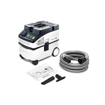 Festool 574830 CT 15 E Cleantec Mobile Dust Extractor 240V