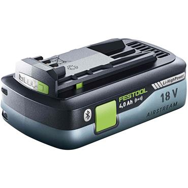 Festool 205034 18V Bluetooth Lithium Airstream High Power Battery Pack 4Ah