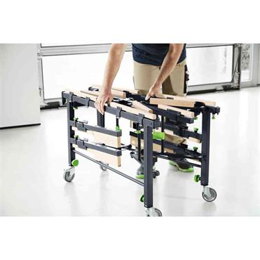 Festool 205183 STM 1800 Mobile Saw Table and Work Bench