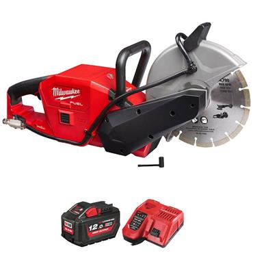 Milwaukee M18FCOS230-121 18V FUEL Cut Off Saw