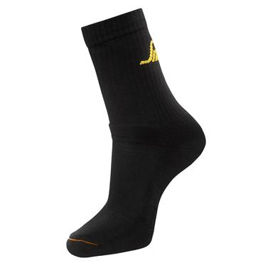 Snickers 9211 Black Basic Socks 3 Pack