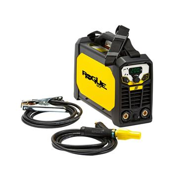 Esab 0700500079 Rogue 200I Pro Ce Mma Dual Voltage Welder