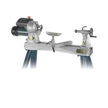 Record Power 16007 Coronet Herald Heavy Duty Cast Iron Electronic Variable Speed Lathe