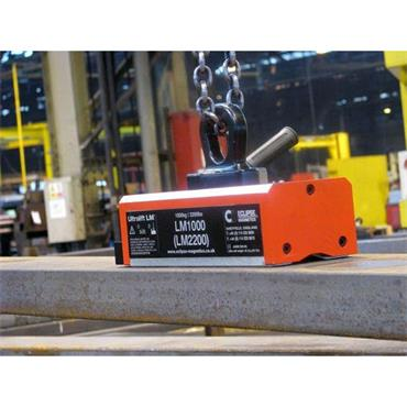 ECLIPSE MAGNETIC LM0125 Ultralift Magnet Lifter