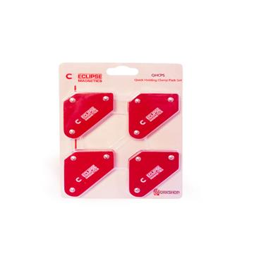 Eclipse Magnetic QHCPS Quick Holding Clamp Pack Set