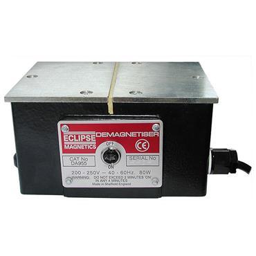 Eclipse Magnetic DA955/UK Table Top Demagnetiser