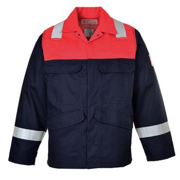 Bizweld FR55 Bizflame Plus Flame Retardant Jacket