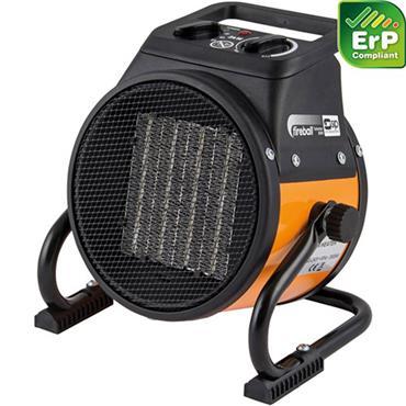 SIP 09128 Fireball Turbofan 2000 Electric Fan Heater
