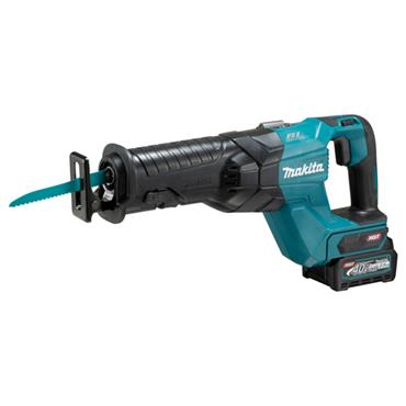 MAKITA R001GD102 40Vmax XGT Brushless Reciprocating Saw, 1 x 2.5Ah Battery