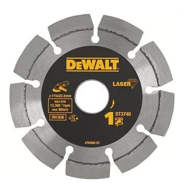 Dewalt DT3740-XJ Segmented Rim Diamond Disc 115x22.2x7.5mm