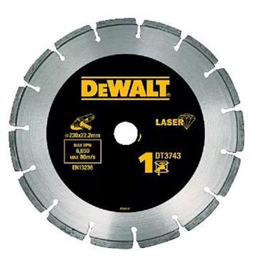 Dewalt DT3743-XJ Segmented Rim Diamond Disc 230x22.2x8.5mm