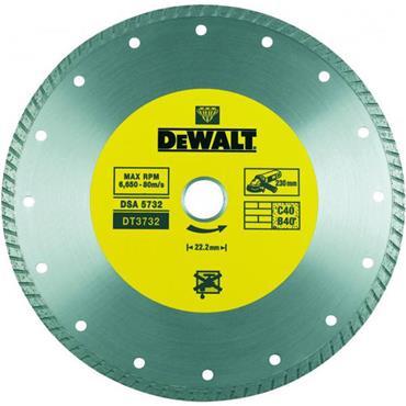 Dewalt DT3702-QZ Diamond Cutting Disc 115mm