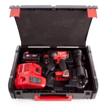 Milwaukee M18ONEPP2K-522X Power Pack Kit