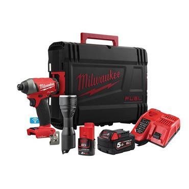 Milwaukee M18ONEPP2K-522X Power Pack Kit