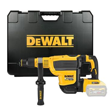 Dewalt DCH614N-XJ 54V XR Flexvolt 45mm 6Kg SDS-MAX Hammer Drill Bare Unit