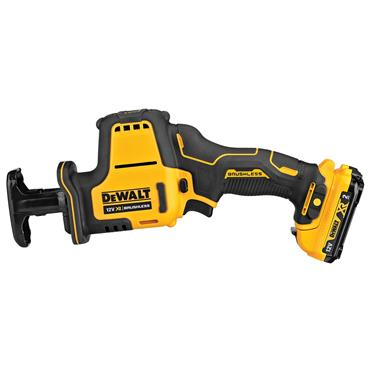 Dewalt DCS312D2 12v Brushless Compact Reciprocating Saw, 2 x 2.0Ah Batteries