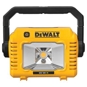 DeWALT DCL077-XJ 12-18v XR Compact Task LED Work Light Bare Unit
