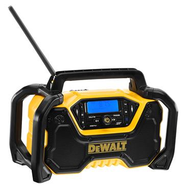 DeWALT DCR029-GB 12v-18v Compact Bluetooth Radio Bare Unit