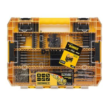 DEWALT DT70762-QZ 85 Piece Mixed Accessory Bit Set