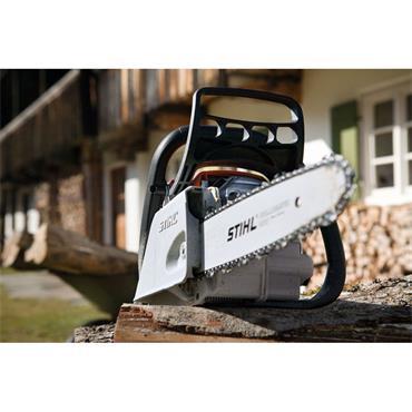 """Stihl 11390113070 MS 211 Petrol chainsaw 16"""" Blade"""