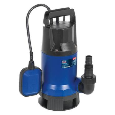Sealey WPD235A Submersible Dirty Water Pump Automatic 217L/min 230V